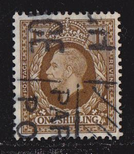 Great Britain, # 220, Used, Perf 15 x 14