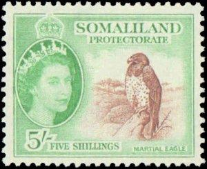 Somaliland Protectorate #128-135, 137, 138, Incompete Set(10), 1953-1958, Hin...