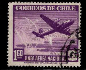 Chile Scott C118 Used Airmail