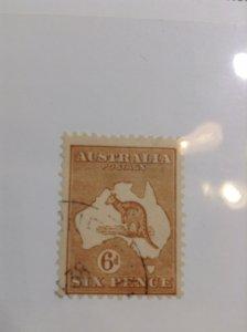 Australia  # 121  Used