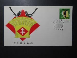 China PRC 1982 World Food Day FDC - J80 - Z10960