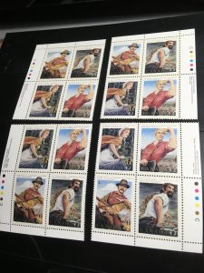 Canada #1435a Mint MS Imprint Blocks VF-NH Face Alone $6.72 1992 CDN FOLKLORE