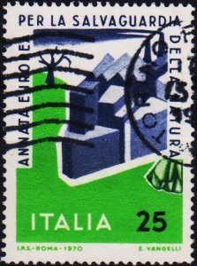 Italy. 1970 25L .S.G.1274 Fine Used