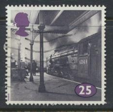 GB SG 1796 SC# 1534  Age of Steam    Used   see details