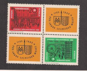 GERMANY - DDR SC# 692a VF MNH 1964