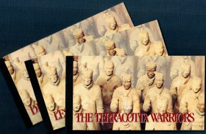 United Nations MNH Booklets Terracotta Warriors (SCV $32.50)