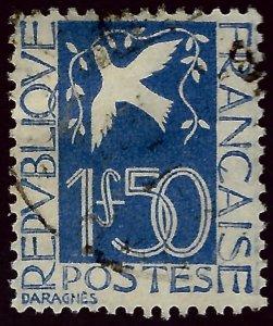 France #294 Used F-VF hr SC$15.00...Collectors unite!