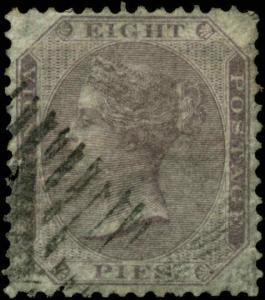 India Scott #21 Used