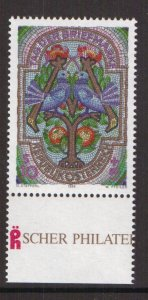 Austria    #B362  MNH  1996   stamp day   letters M and T