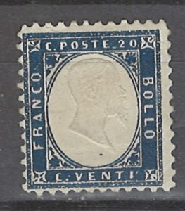 COLLECTION LOT # 4806 ITALY #19 UNG 1862 CV+$20