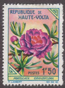 Burkina Faso 113 Rose Moss 1963
