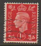 GB George VI  SG 463 Used