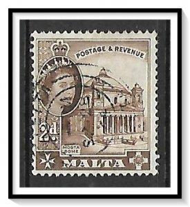 Malta #297 Mosta Dome Used