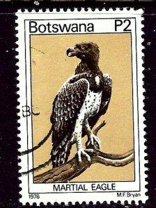 Botswana 213 Used 1978 issue    (ap3992)