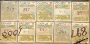 Canada - 1981 Niagara on the Lake Used X 1000 #897