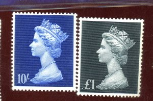 GREAT BRITAIN #MH20-1 MINT VF NH Cat $11
