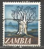 ZAMBIA 40 VFU 63D-7