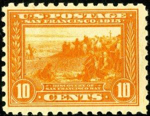 US Stamps # 404 MNH VF Fresh mint state Scott Catalogue $1,600.00