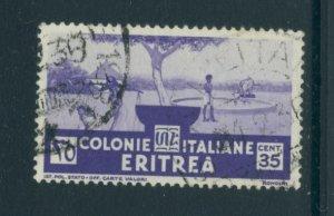 Eritrea 163  Used cgs (6)