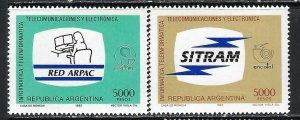ARGENTINA 1412-13 MOG Z3166
