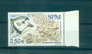 St. Pierre & Miquelon - Sc# C80. 2005  Birds. MNH. $8.75