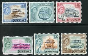 CYPRUS SCOTT#183/97   MINT  NH