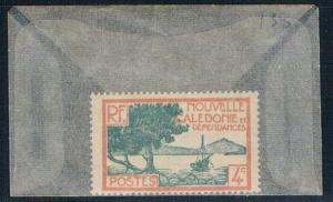 New Caledonia 138 Unused Bay of Paletuviers (N0545)