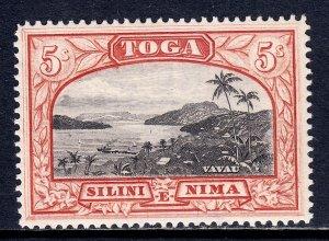 Tonga - Scott #81 - MLH - SCV $12
