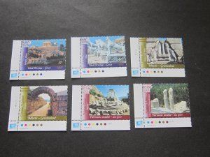 United Nations 2004 Sc 350-1,426-7,866-7 history sets(3) MNH