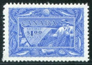 HERRICKSTAMP CANADA Sc.# 302 Fishing Stamp Mint NH