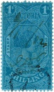 (I.B) Australia - Victoria Revenue : Stamp Statute 1/-