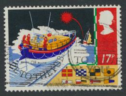 Great Britain SG 1286 - Used - Safety at Sea