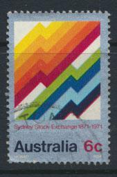 Australia SG 487 - Used
