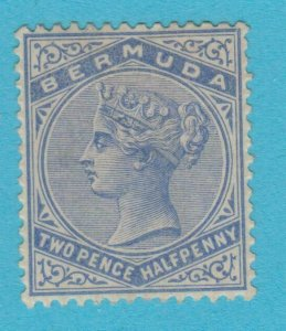 BERMUDA 22 MINT HINGED OG *  NO FAULTS VERY  FINE !