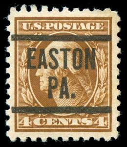 momen: US Stamps #427 Used SUPERB