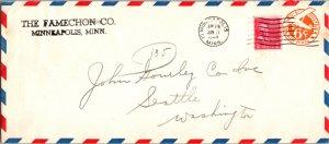 United States, Minnesota, Prexies, United States Postal Stationary