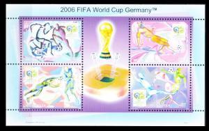 2006Mongolia3600-03/B3632006 World championship on football Germania