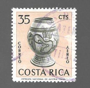 Costa Rica 1963 - U - Scott #C382