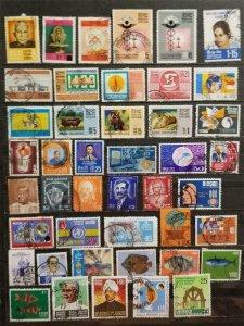 SRI LANKA Ceylon Stamp Lot Used T2717