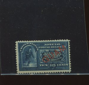 Guam Scott #E1 Special Delivery Mint Stamp  (Stock Guam E1-1)