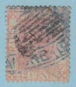 STRAITS SETTLEMENTS 16  USED - NO FAULTS VERY FINE !