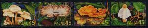Palau 208-11 MNH Mushrooms