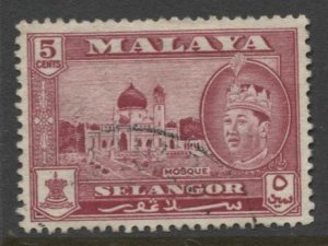 STAMP STATION PERTH Selangor #105 FU