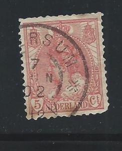 Netherlands #65 Used Single