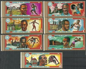 1972 Equatorial Guinea 81-87 1972 Olympic Games in Munich