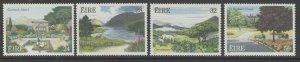 IRELAND SG714/7 1989 NATIONAL PARKS & GARDENS MNH