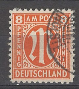 COLLECTION LOT # 5368 GERMANY #3N6 1945 CV+$30