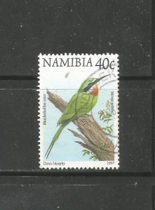 #857 Fauna and Flora Blue-cheeked bee-eater