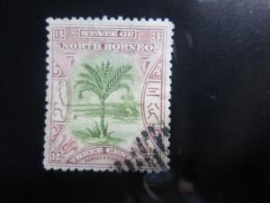 North Borneo #82 used