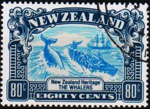 New Zealand. 1989 80c S.G.1508 Fine Used